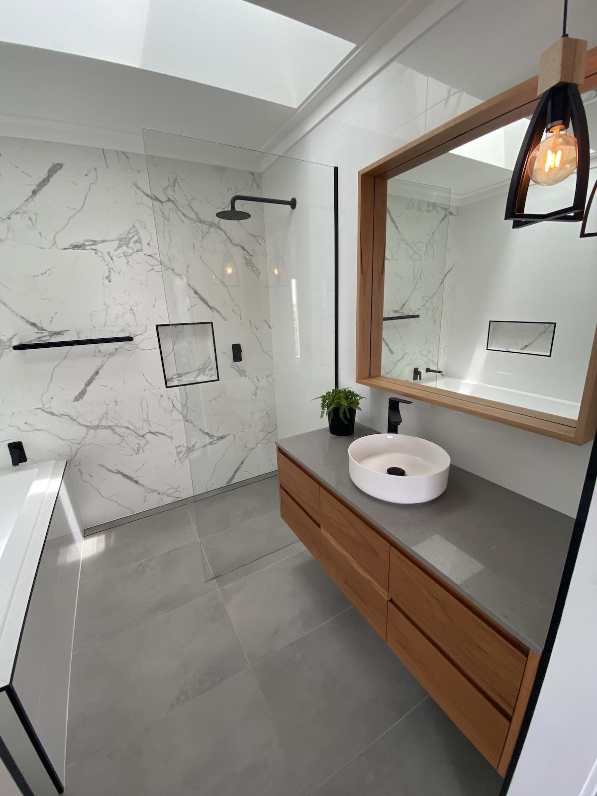 Bathroom quote